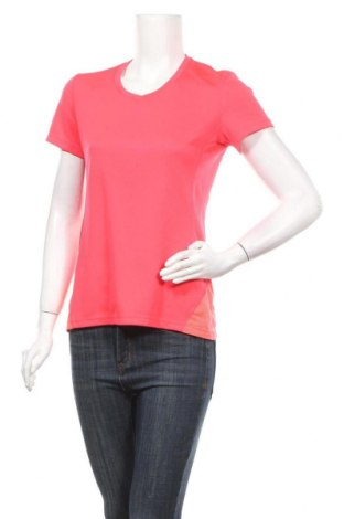 Дамска тениска, Размер M, Цвят Розов, Полиестер, Цена 5,53лв.