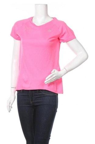 Γυναικείο t-shirt Adidas, Μέγεθος M, Χρώμα Ρόζ , 100% πολυεστέρας, Τιμή 14,79€
