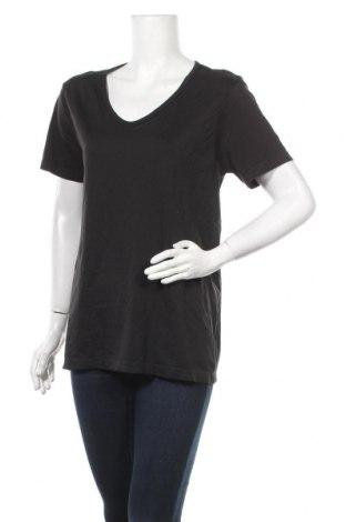 Дамска тениска Alexander Wang For H&M, Размер M, Цвят Черен, 100% полиамид, Цена 21,00лв.