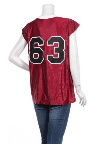 Дамска тениска Augusta, Размер XL, Цвят Червен, 100% полиестер, Цена 4,73лв.