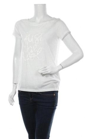 Дамска тениска Jacqueline De Yong, Размер S, Цвят Бял, 65% полиестер, 35% вискоза, Цена 10,08лв.