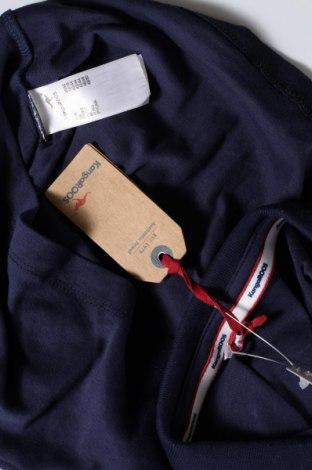 Дамска тениска Kangaroos, Размер L, Цвят Син, Памук, Цена 24,00лв.