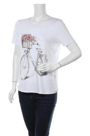 Дамска тениска Lk, Размер L, Цвят Бял, Цена 17,85лв.