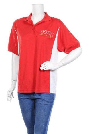 Дамска тениска Neff, Размер L, Цвят Червен, Полиестер, Цена 7,85лв.