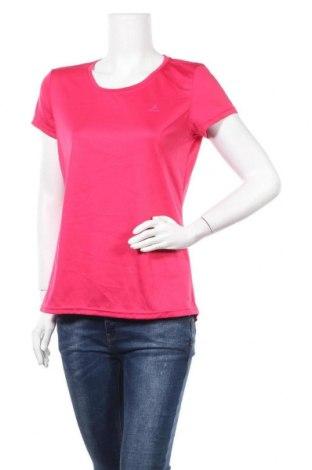 Дамска тениска Ock, Размер L, Цвят Розов, Полиестер, Цена 9,92лв.