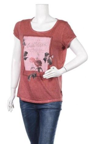 Дамска тениска S.Oliver, Размер L, Цвят Червен, Цена 15,75лв.