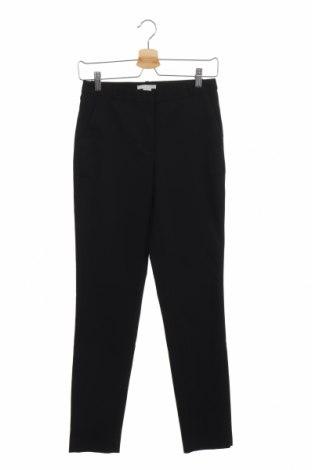 Дамски дънки H&M, Размер XS, Цвят Черен, 61% памук, 34% полиестер, 5% еластан, Цена 11,70лв.