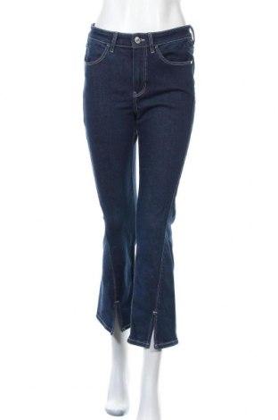 Dámské džíny  Massimo Dutti, Velikost M, Barva Modrá, 96% bavlna, 4% elastan, Cena  788,00Kč