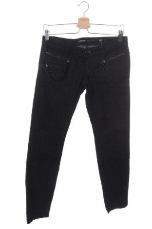 Дамски дънки Miss Sixty, Размер XS, Цвят Черен, Цена 18,90лв.