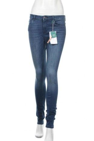 Γυναικείο Τζίν ONLY, Μέγεθος M, Χρώμα Μπλέ, 90% βαμβάκι, 10% ελαστάνη, Τιμή 26,68€