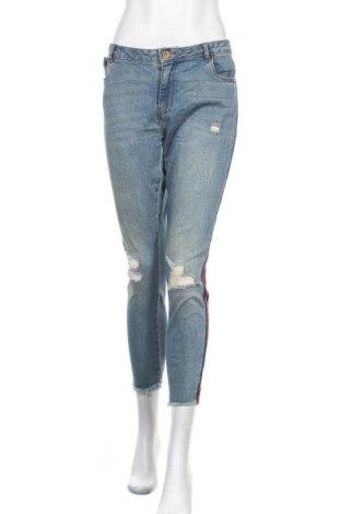 Γυναικείο Τζίν ONLY, Μέγεθος XL, Χρώμα Μπλέ, Τιμή 14,29€