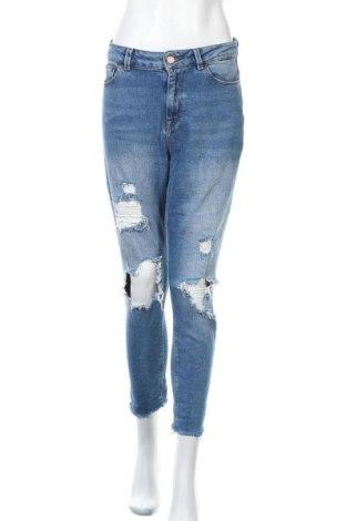 Γυναικείο Τζίν ONLY, Μέγεθος M, Χρώμα Μπλέ, 98% βαμβάκι, 2% ελαστάνη, Τιμή 16,66€