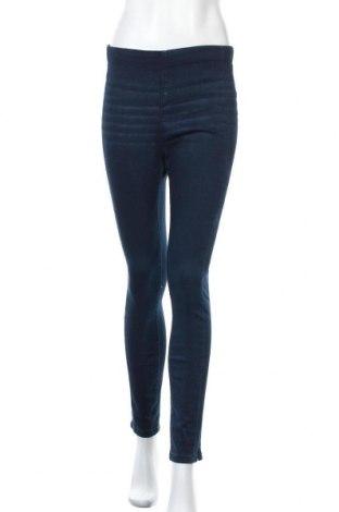 Дамски дънки Oviesse, Размер M, Цвят Син, 75% памук, 23% полиестер, 2% еластан, Цена 13,23лв.