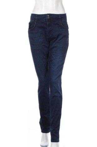 Γυναικείο Τζίν Soya Concept, Μέγεθος L, Χρώμα Μπλέ, 78% βαμβάκι, 20% πολυεστέρας, 2% ελαστάνη, Τιμή 12,96€