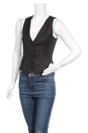 Дамски елек Orsay, Размер S, Цвят Черен, Цена 21,95лв.
