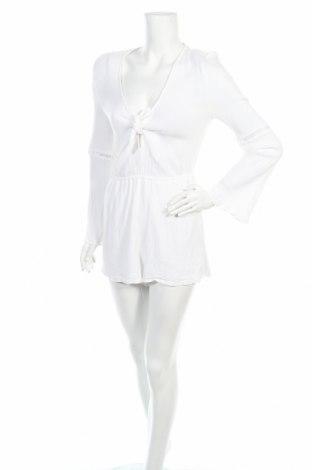 Γυναικεία σαλοπέτα H&M Divided, Μέγεθος L, Χρώμα Λευκό, Πολυεστέρας, Τιμή 5,23€