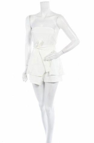 Γυναικεία σαλοπέτα Missguided, Μέγεθος M, Χρώμα Λευκό, 95% πολυεστέρας, 5% ελαστάνη, Τιμή 21,65€