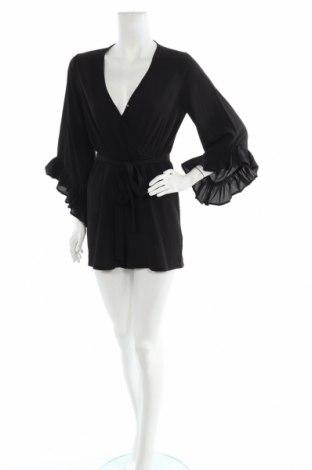 Γυναικεία σαλοπέτα New Look, Μέγεθος S, Χρώμα Μαύρο, 96% πολυεστέρας, 4% ελαστάνη, Τιμή 10,67€