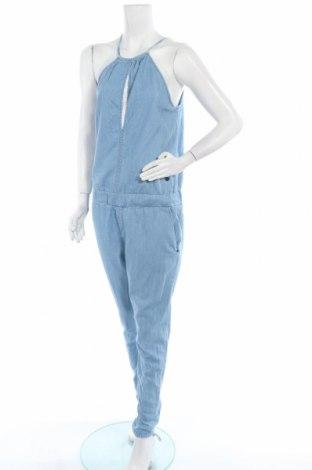 Γυναικεία σαλοπέτα Pepe Jeans, Μέγεθος L, Χρώμα Μπλέ, 69% βαμβάκι, 31% lyocell, Τιμή 48,90€