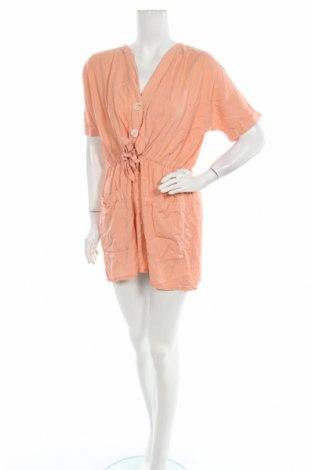Γυναικεία σαλοπέτα Zara, Μέγεθος M, Χρώμα Ρόζ , Lyocell, Τιμή 7,73€