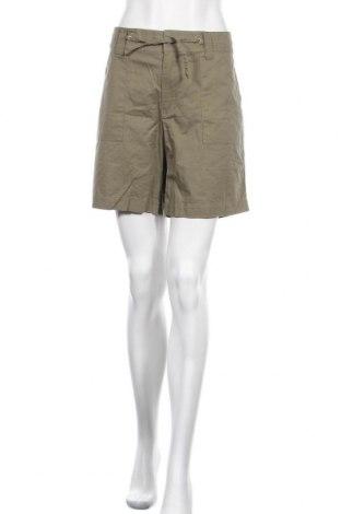 Γυναικείο κοντό παντελόνι, Μέγεθος XL, Χρώμα Πράσινο, Τιμή 6,43€