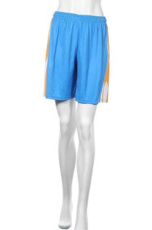 Γυναικείο κοντό παντελόνι, Μέγεθος M, Χρώμα Μπλέ, Πολυεστέρας, Τιμή 3,64€