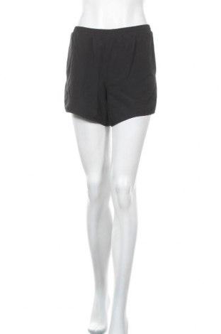 Γυναικείο κοντό παντελόνι Adidas, Μέγεθος XL, Χρώμα Μαύρο, Πολυεστέρας, Τιμή 23,38€