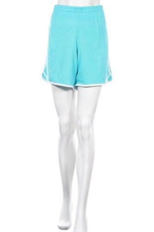 Γυναικείο κοντό παντελόνι Athletic Works, Μέγεθος L, Χρώμα Μπλέ, Πολυεστέρας, Τιμή 5,52€