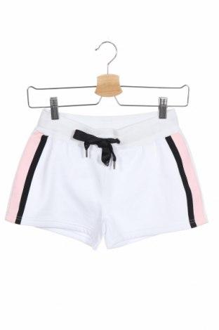 Γυναικείο κοντό παντελόνι Bench, Μέγεθος XS, Χρώμα Λευκό, 65% βαμβάκι, 35% πολυεστέρας, Τιμή 12,06€