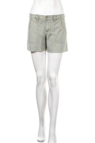 Дамски къс панталон Bongo, Размер XL, Цвят Зелен, 100% памук, Цена 6,62лв.