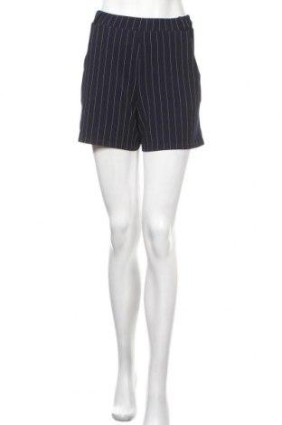 Γυναικείο κοντό παντελόνι Boohoo, Μέγεθος S, Χρώμα Μπλέ, 95% πολυεστέρας, 5% ελαστάνη, Τιμή 8,18€