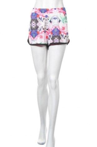 Γυναικείο κοντό παντελόνι Crane, Μέγεθος XL, Χρώμα Πολύχρωμο, Πολυεστέρας, Τιμή 4,09€