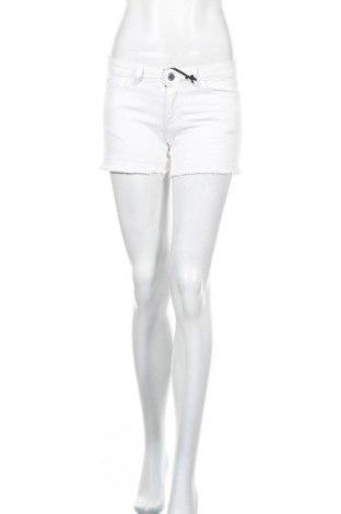 Γυναικείο κοντό παντελόνι Cubus, Μέγεθος XS, Χρώμα Λευκό, Τιμή 13,93€