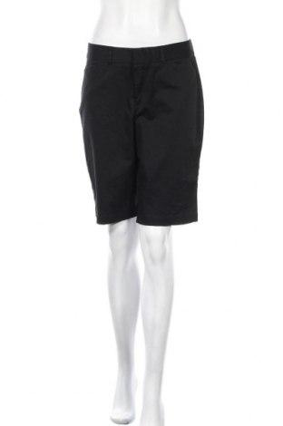Γυναικείο κοντό παντελόνι Dockers, Μέγεθος M, Χρώμα Μαύρο, 76% βαμβάκι, 20% πολυεστέρας, 4% ελαστάνη, Τιμή 3,64€
