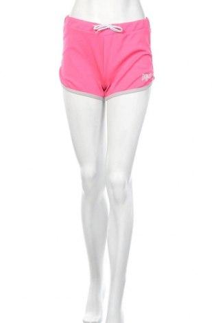 Γυναικείο κοντό παντελόνι Everlast, Μέγεθος S, Χρώμα Ρόζ , 95% πολυεστέρας, 5% ελαστάνη, Τιμή 4,97€