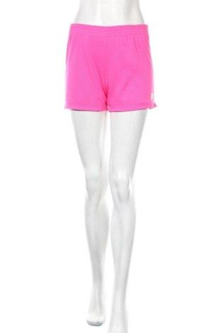 Γυναικείο κοντό παντελόνι Fila, Μέγεθος S, Χρώμα Ρόζ , Τιμή 11,11€