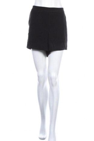 Γυναικείο κοντό παντελόνι Forever 21, Μέγεθος XL, Χρώμα Μαύρο, Πολυεστέρας, Τιμή 7,50€