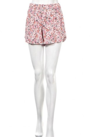 Дамски къс панталон French Connection, Размер M, Цвят Многоцветен, Вискоза, Цена 33,82лв.