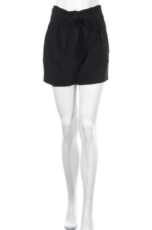 Γυναικείο κοντό παντελόνι H&M, Μέγεθος S, Χρώμα Μαύρο, Πολυεστέρας, Τιμή 9,35€