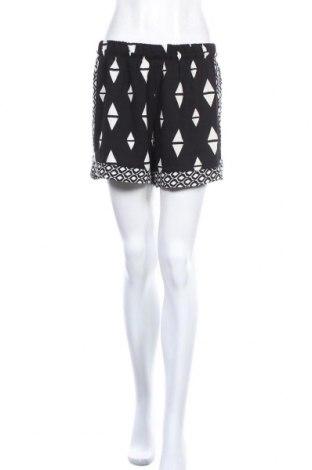 Γυναικείο κοντό παντελόνι H&M Conscious Collection, Μέγεθος L, Χρώμα Μαύρο, Πολυεστέρας, Τιμή 12,08€