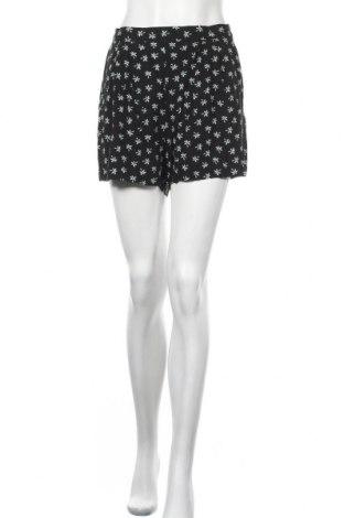 Γυναικείο κοντό παντελόνι H&M, Μέγεθος M, Χρώμα Μαύρο, Βισκόζη, Τιμή 7,27€