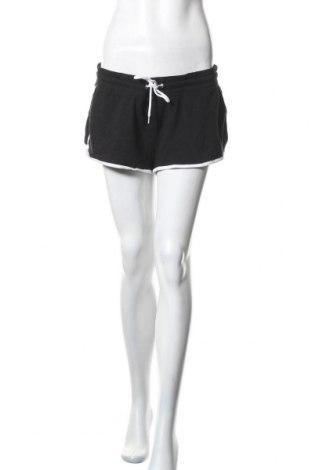 Γυναικείο κοντό παντελόνι H&M Divided, Μέγεθος M, Χρώμα Μαύρο, 60% βαμβάκι, 40% πολυεστέρας, Τιμή 10,91€