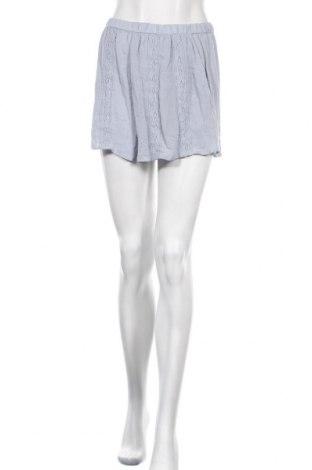Γυναικείο κοντό παντελόνι H&M Divided, Μέγεθος S, Χρώμα Μπλέ, Βισκόζη, Τιμή 7,27€