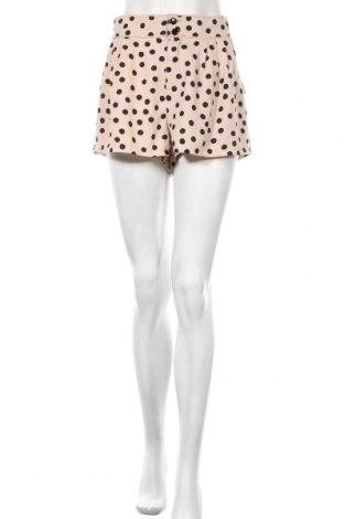 Γυναικείο κοντό παντελόνι H&M Divided, Μέγεθος M, Χρώμα Ρόζ , 100% πολυεστέρας, Τιμή 10,10€
