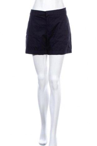 Γυναικείο κοντό παντελόνι H&M L.O.G.G., Μέγεθος L, Χρώμα Μπλέ, 98% βαμβάκι, 2% ελαστάνη, Τιμή 15,10€