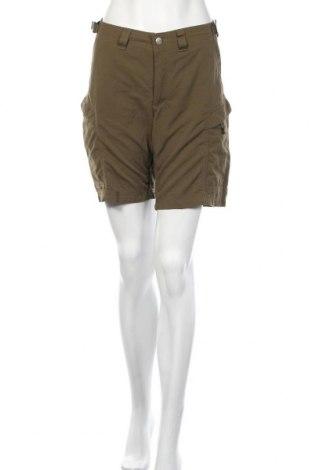 Γυναικείο κοντό παντελόνι Haglofs, Μέγεθος M, Χρώμα Πράσινο, Πολυαμίδη, Τιμή 12,14€