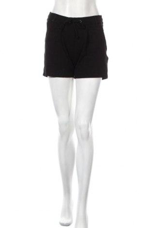 Γυναικείο κοντό παντελόνι Jacqueline De Yong, Μέγεθος S, Χρώμα Μαύρο, 66% βισκόζη, 30% πολυαμίδη, 4% ελαστάνη, Τιμή 5,20€