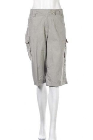 Дамски къс панталон Joy, Размер XL, Цвят Сив, Памук, Цена 4,46лв.