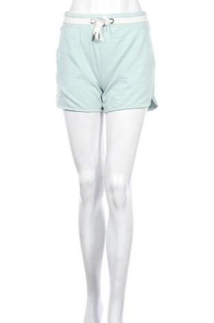 Γυναικείο κοντό παντελόνι Lawrence Grey, Μέγεθος L, Χρώμα Πράσινο, 80% βαμβάκι, 17% πολυεστέρας, 3% ελαστάνη, Τιμή 6,24€
