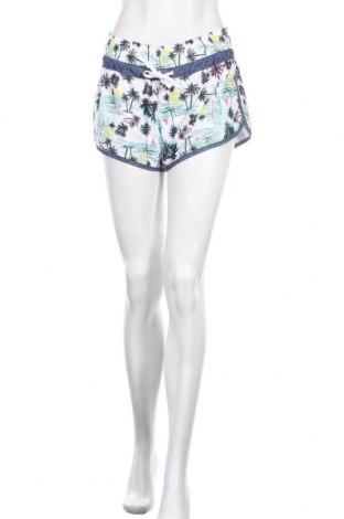 Дамски къс панталон Liv, Размер L, Цвят Червен, Полиестер, Цена 7,14лв.